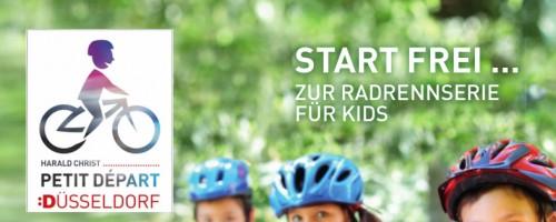 Harald Christ Petit Départ – Kinder-Radrennen Auf Der Spur Der Tour