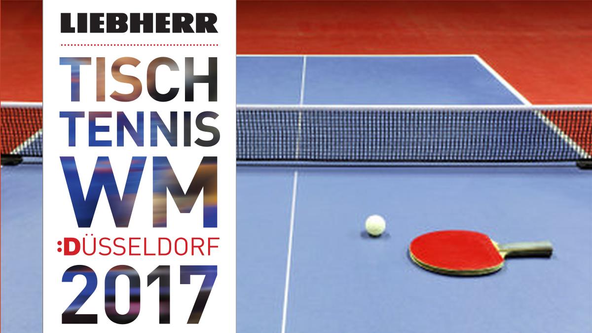 Mehr Als 320 Millionen TV-Zuschauer In China: Die Tischtennis-WM 2017 Als Großartige Werbung Für Düsseldorf Und Den Tischtennissport