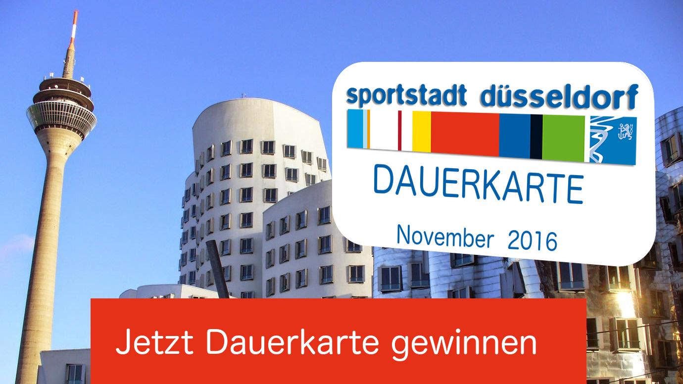 Dauerkarte Fortuna Düsseldorf