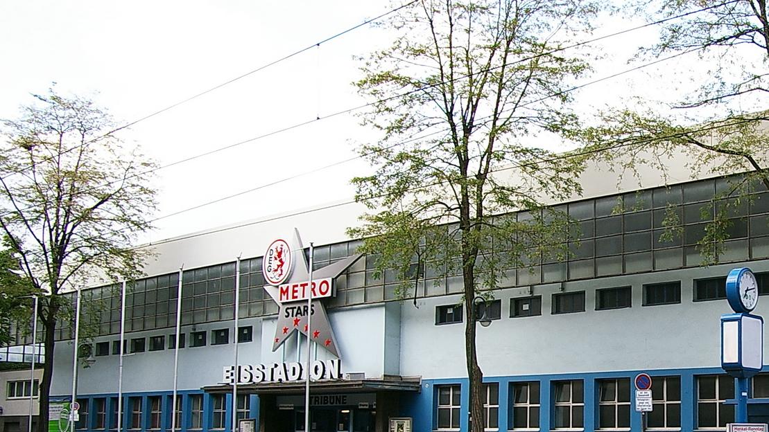 Eisstadion Duesseldorf Brehmstraße