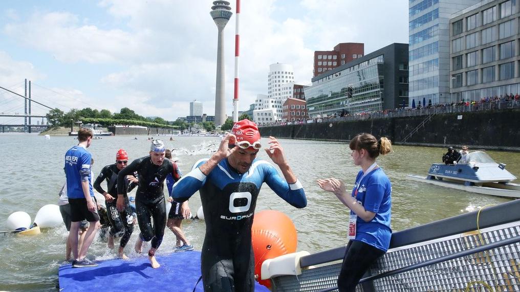 T3 Triathlon Duesseldorf 2016 12