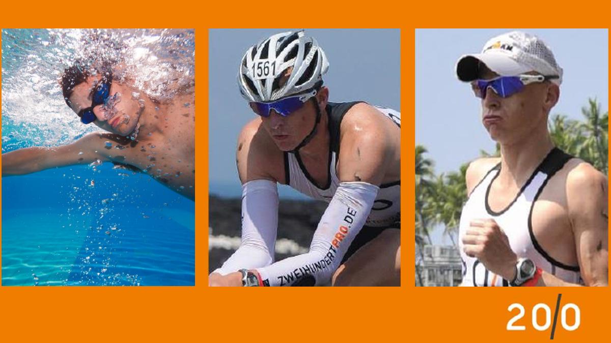 Offizieller Trainingspartner Der ETU Sprint Triathlon Europameisterschaft 2017: 200Pro
