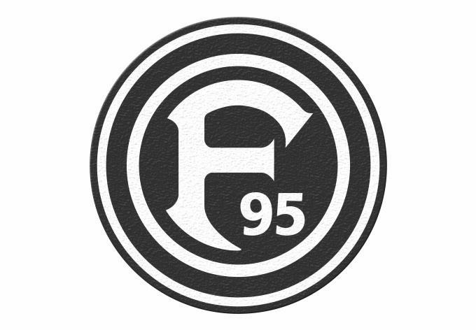 Fortuna Duesseldorf Logo Sw
