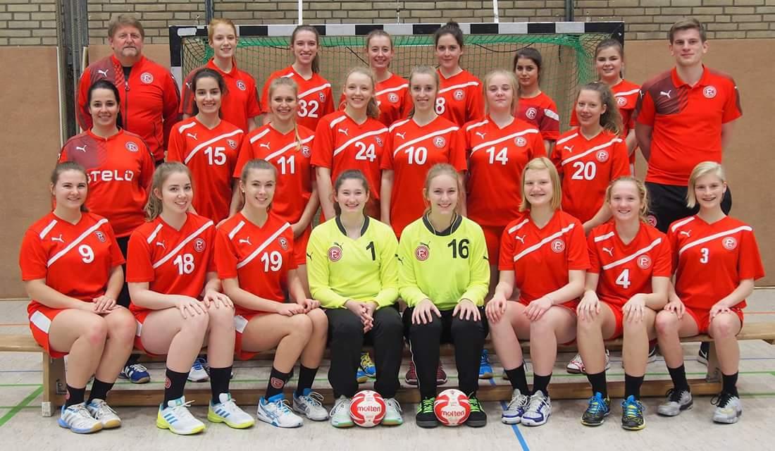 Teamfoto B  Jugend 2016 17