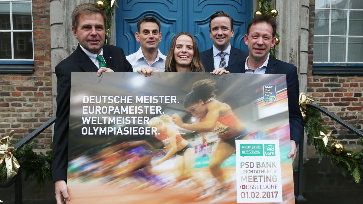 V.l.n.r.: August-Wilhelm Albert, Marc Osenberg, Silke Spiegelburg, Martin Ammermann, Burkhard Hintzsche (Foto: David Young)