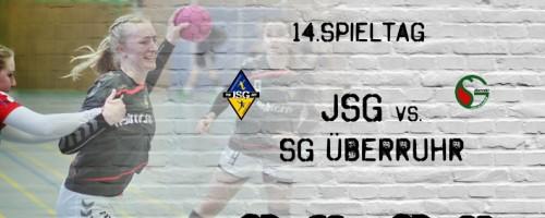 JSG Setzt Auch Gegen Überruhr Serie Fort Und Bleibt Ungeschlagen Tabellenführer