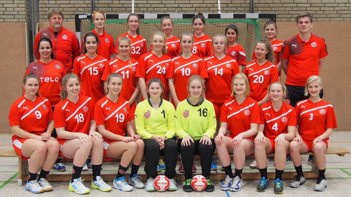 Fortuna Jugend Mannschaft 2017