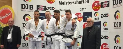 Johannes Frey Erringt Bronze Bei Den Deutschen Meisterschaften Im Judo Der Männer