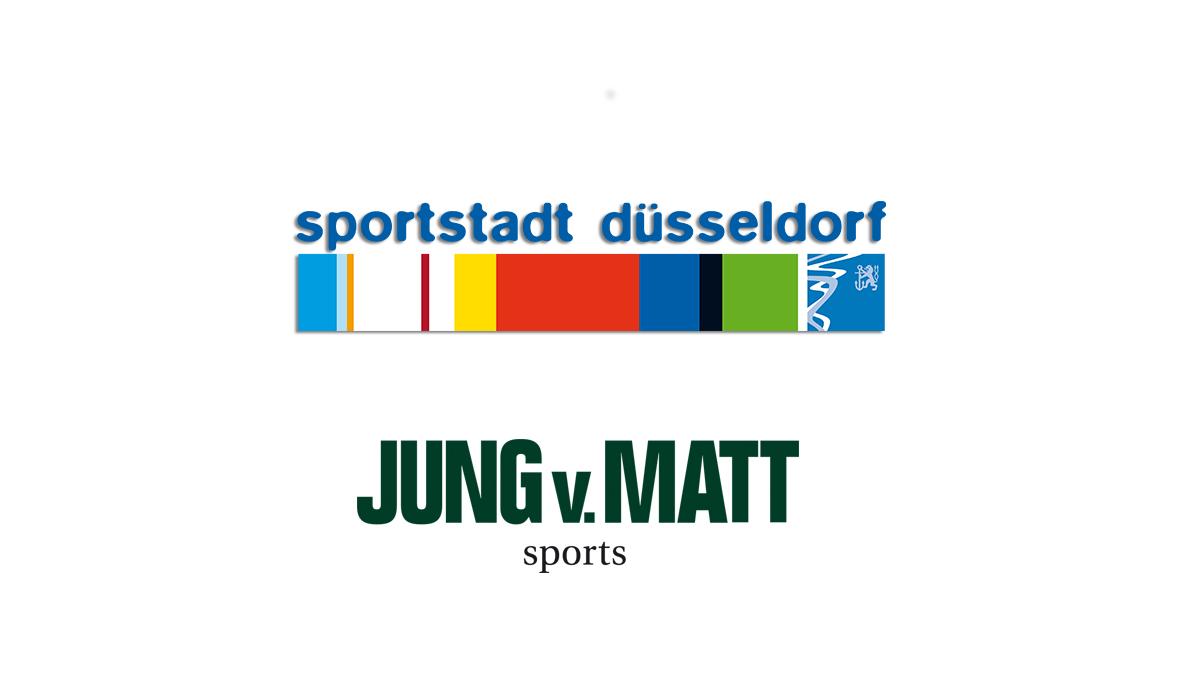 Sportstadt Düsseldorf Verpflichtet Jung Von Matt/sports