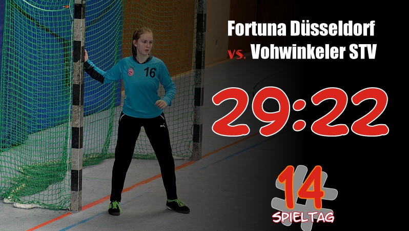 14 Spieltag Br Wjb Fortuna