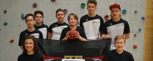 TBH Düsseldorf Stellt Weitere Spieler Für Den Deutschen U15 Und U18 Nationalkader Im Tchoukball