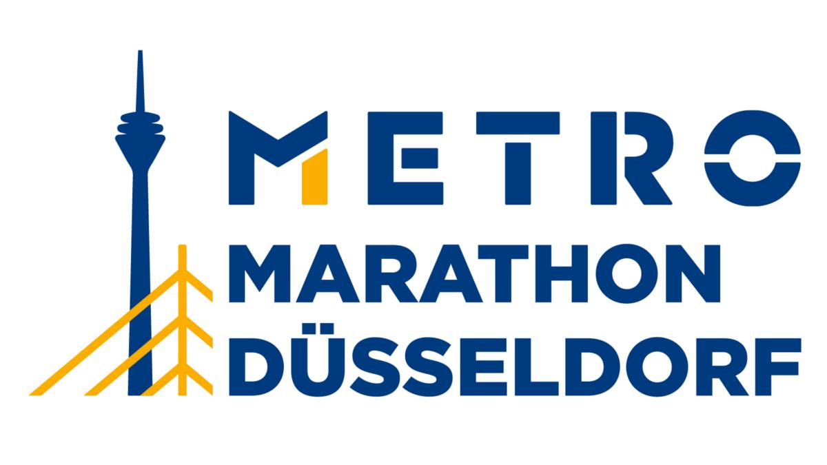 Logo METRO Marathon Duesseldorf 1200 675