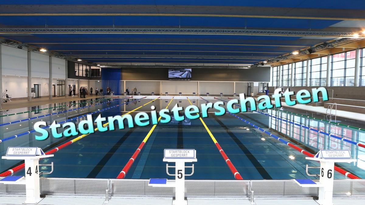 Rheinbad Stadtmeisterschaften