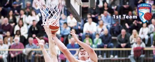 Volles Haus Beim Spitzenspiel – ART Giants Machen Dem Tabellenführer EN Baskets Schwelm Den Aufstieg Schwer