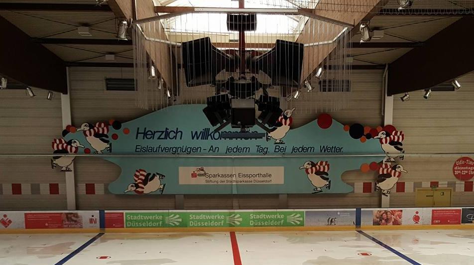 Stadtmeisterschaften Der Düsseldorfer Grundschulen Im Eislaufen