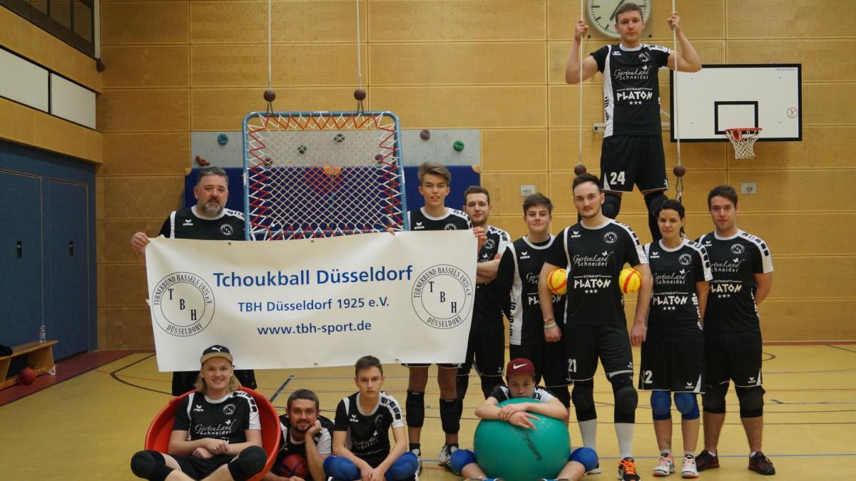 TBH Tchoukball ESC Team 2017