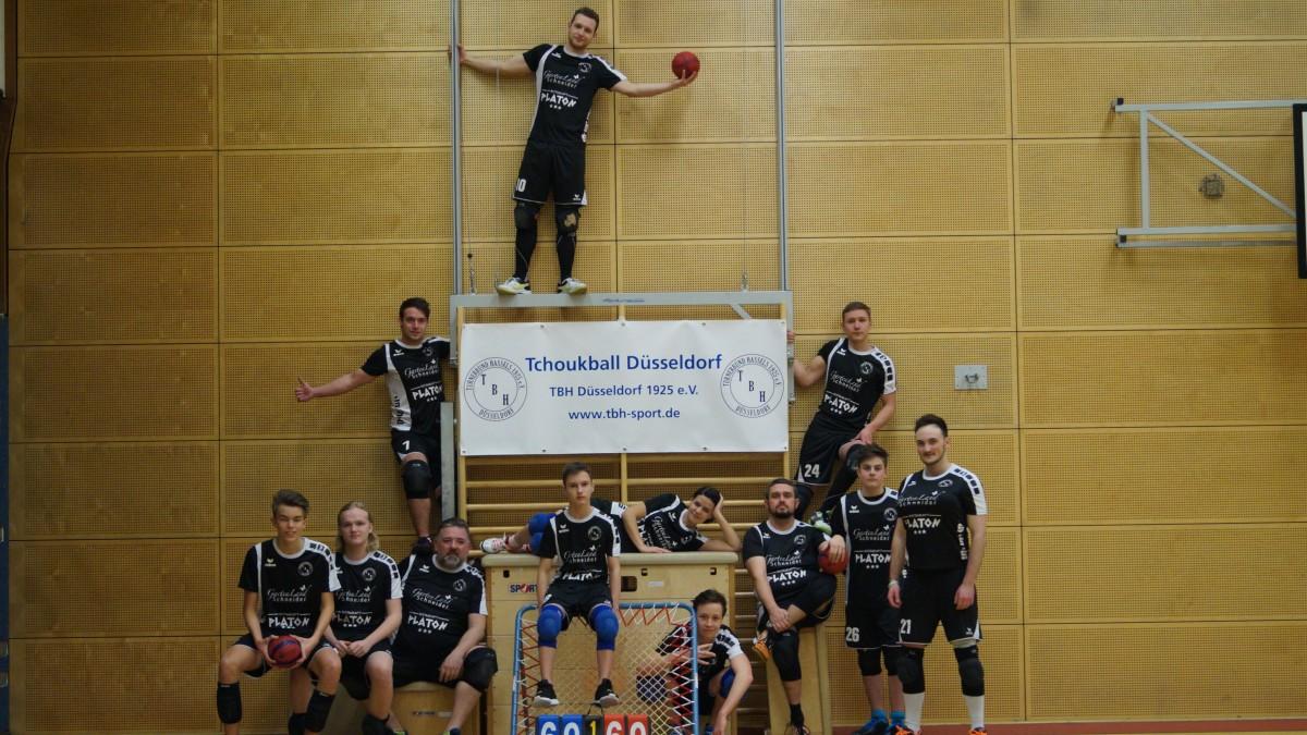 Tchoukball ESC Team 2017