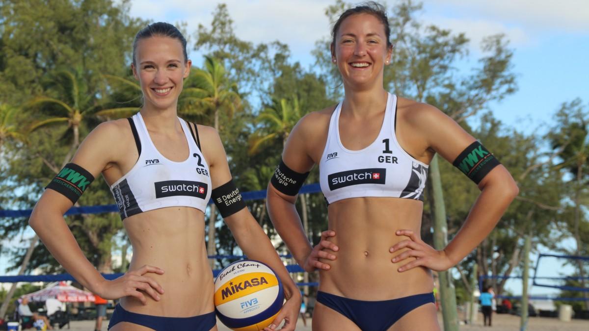 Noch Mehr Beachvolleyball Für Das Team Tokyo: Sandra Ittlinger Und Teresa Mersmann Verstärken Das Athletenteam