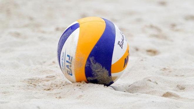 170529 Beachvolleyball