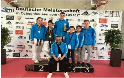DM 2017 Jugend und Kadetten