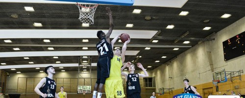 Düsseldorfer John Joseph Saigge Ist Verteidiger Des Jahres In Der Jugend-Basketball-Bundesliga