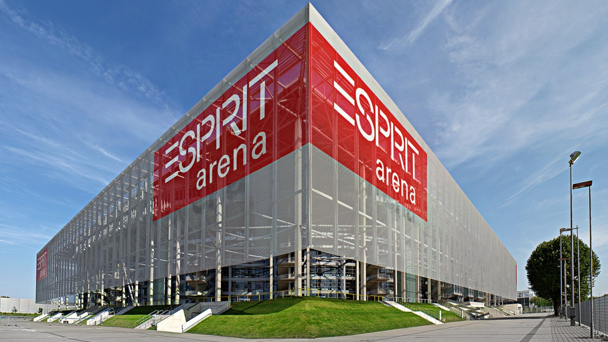 Aus ESPRIT Arena Wird Merkur Spielarena