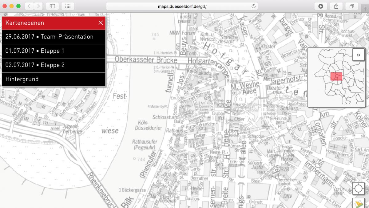 170602 Online Map Grand Depart