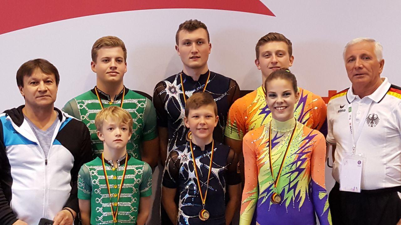 LZSA Bronze-Team