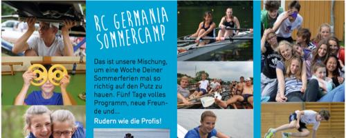 Sommercamp 2018: Rudern Wie Die Profis!