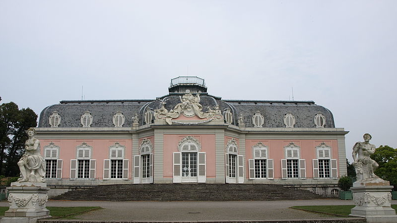 Offizieller Empfang Zum Grand Départ Auf Schloss Benrath