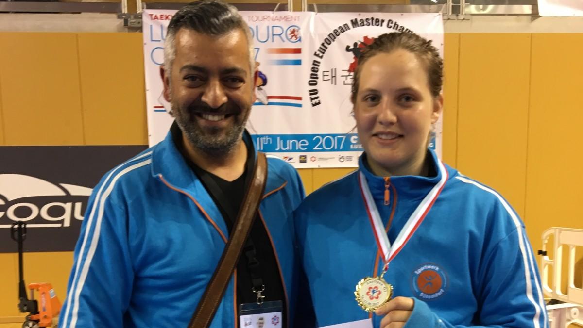 Sportwerk Sahra Luxenburg Open