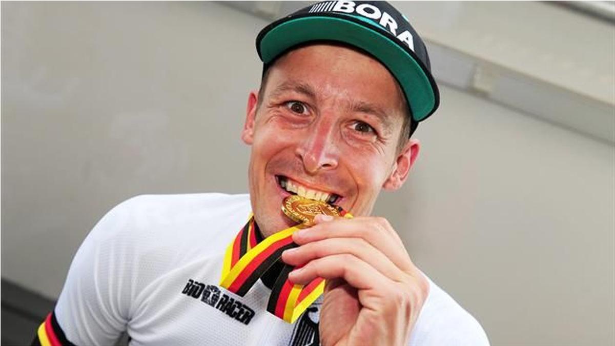 """Deutscher Meister Hofft Auf """"riesige Radsportparty"""""""