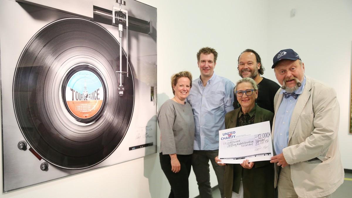 12.000 Euro Für Das Städtische Kinderhilfezentrum Düsseldorf