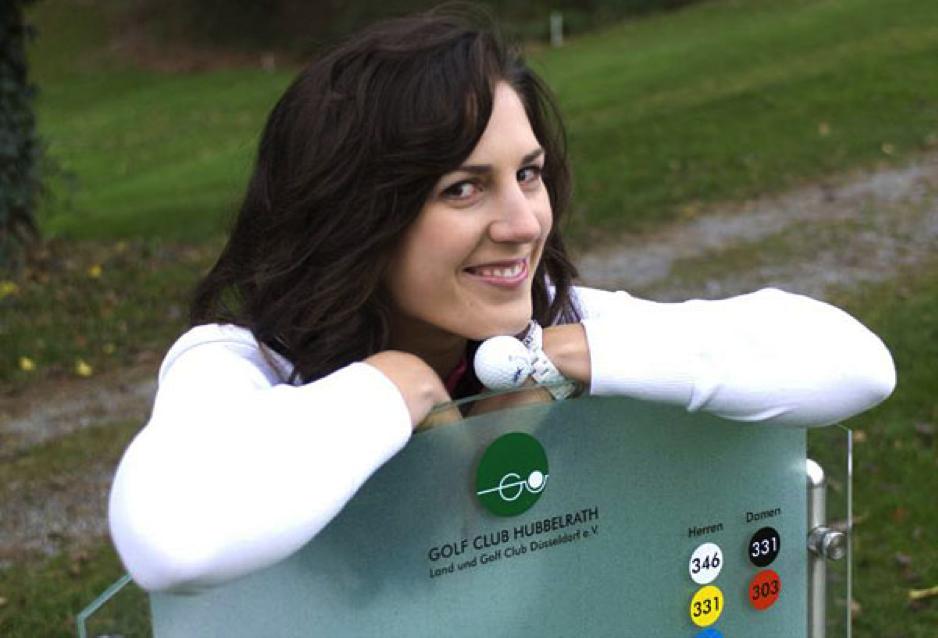 Sandra Gal – Hat Mit Fünf Jahren Im GC Hubbelrath Mit Dem Golfspiel Begonnen, Heute Ist Sie Die Erfolgreichste Deutsche Profi-Golferin!