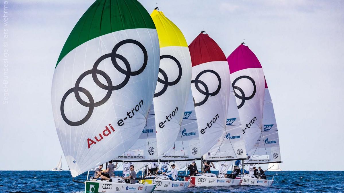 Düsseldorfer Yacht-Club Erneut Erfolgreich In Der Bundesliga