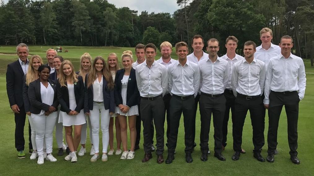 Golf Damen U.Herrenmannschaft