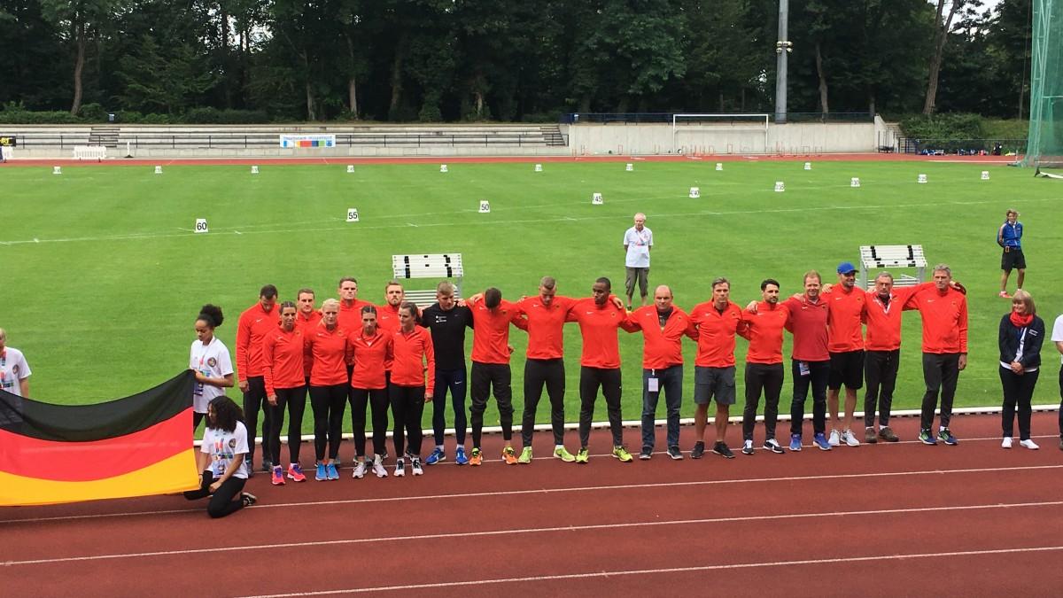 Team Deutschland (Foto: CM)