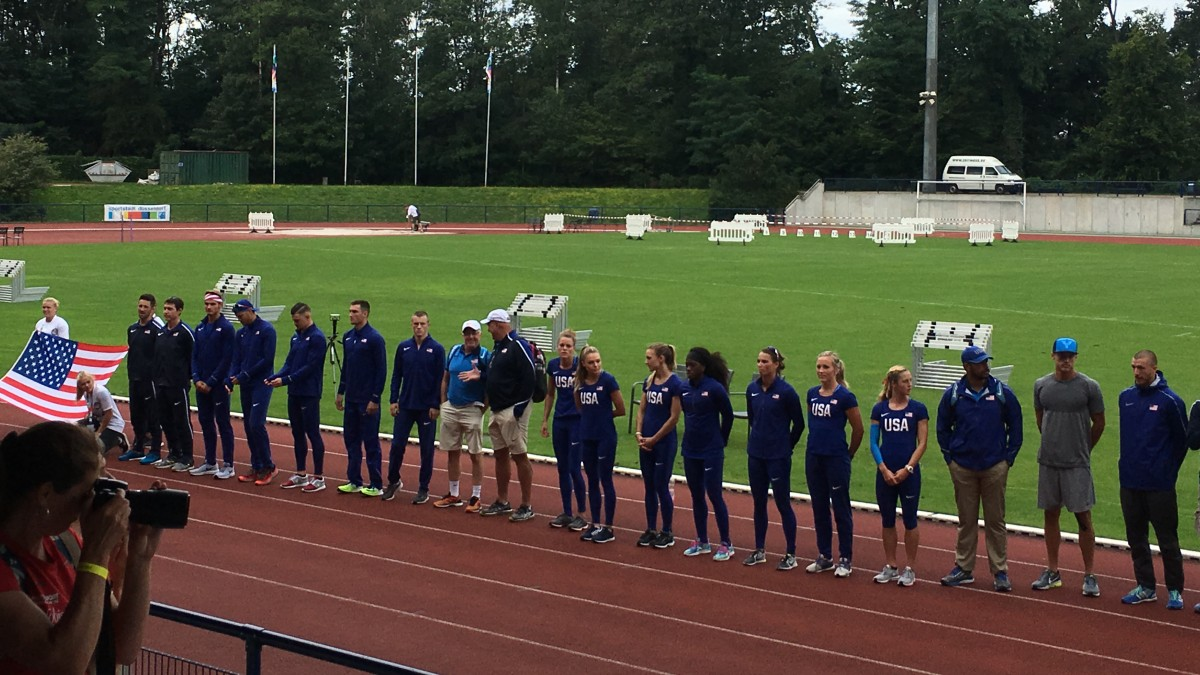 Team USA (Foto: CM)
