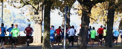 VIACTIV Rhein-City-Run Halbmarathon