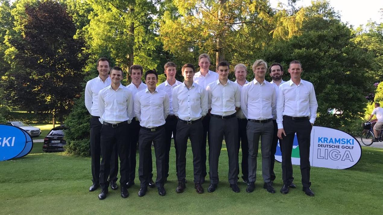Golf Herrenmannschaft