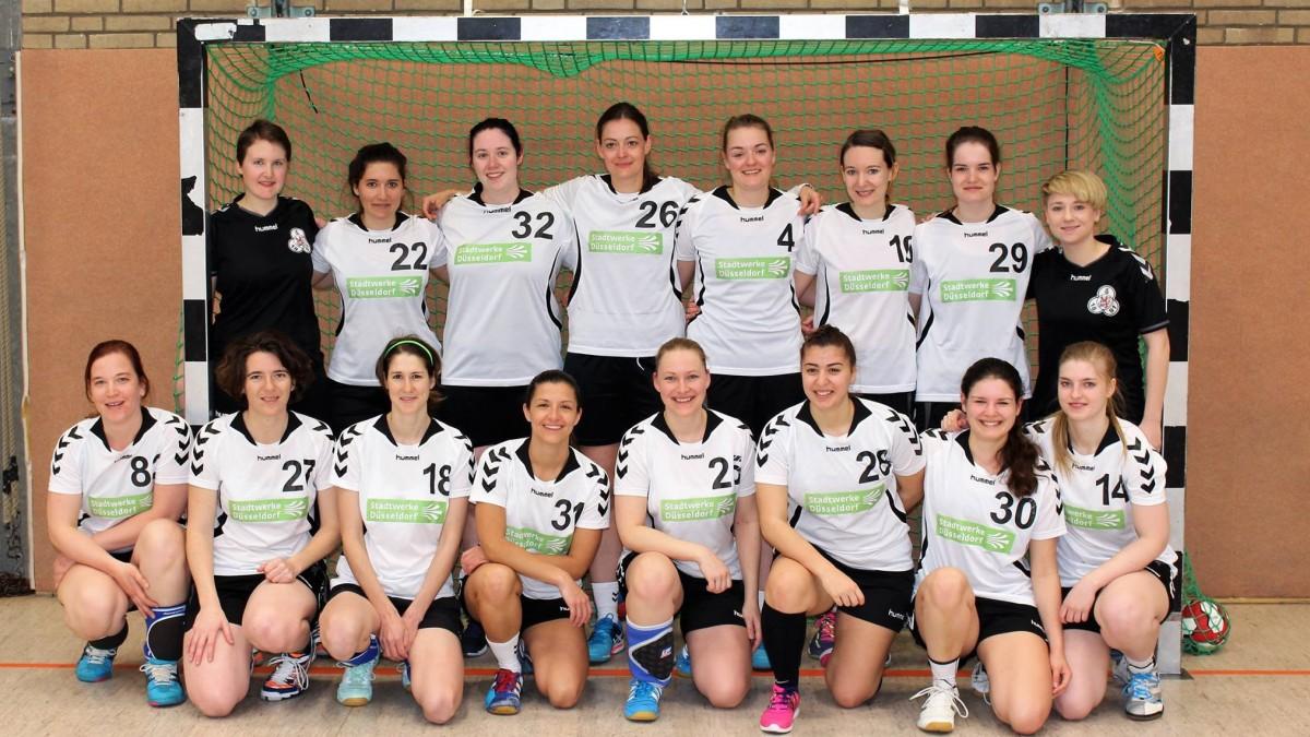 2. Damenmannschaft TG1881 Düsseldorf