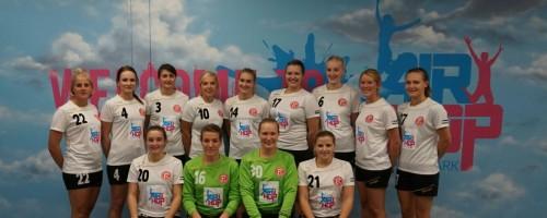 Fortuna Damenhandball: Heimdebüts Mit Unterschiedlichem Ausgang