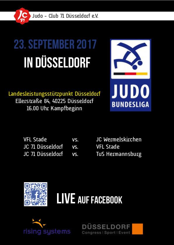 Judo_Bundesliga_Heimkampf_Werbung_0