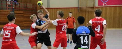 HC Rhein Vikings: Spielberichte U23, A1-, B1- Und C1-Jugend Im Überblick