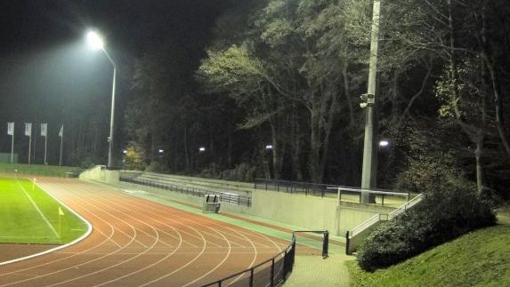 Flutlicht Stadion