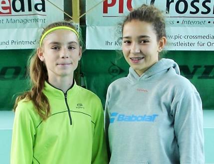 Victoria Vieten und Anna Katharina Winck