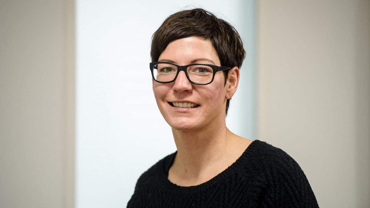 Linda Bresonik (Foto: Stadt Düsseldorf / Uwe Schaffmeister)