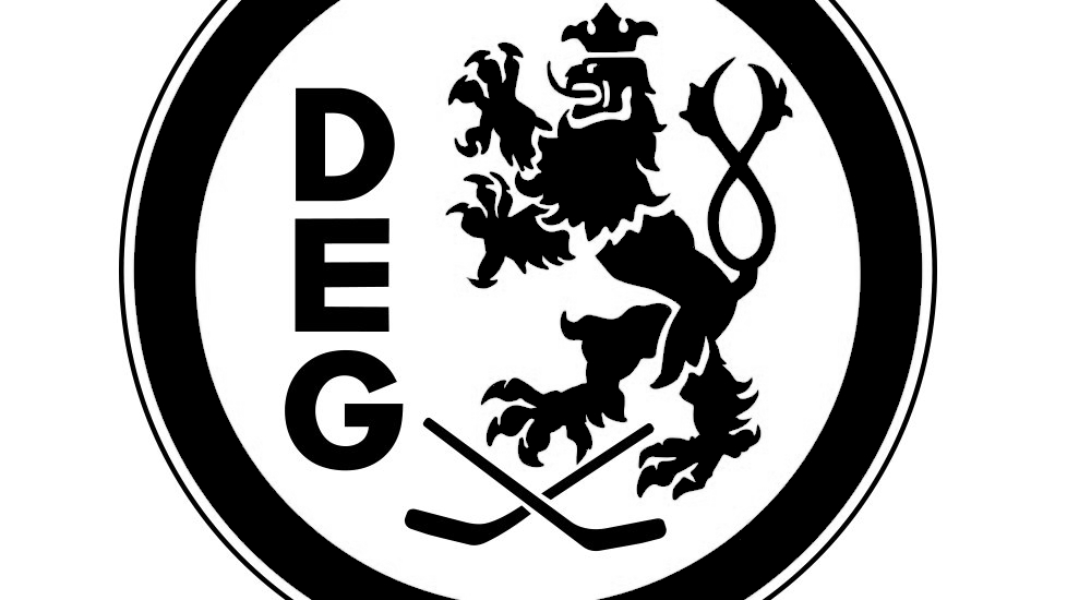 DEG Logo Schwarz