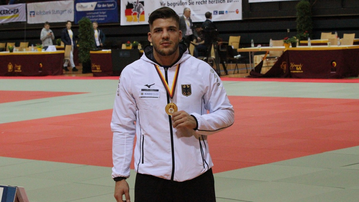Johannes Frey Dm Judo