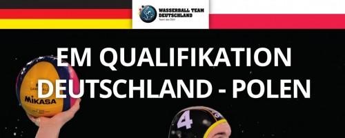 Wasserball: EM-Qualifikation GER Vs. POL